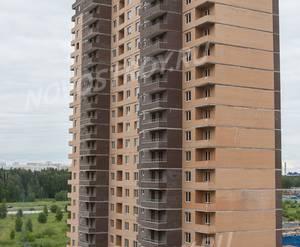 ЖК «Новоград «Павлино»: ход строительства корпуса №25
