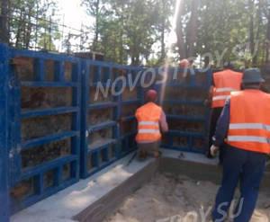 Малоэтажный ЖК «На Героев»: ход строительства