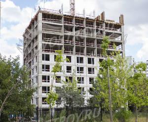 ЖК «Левобережный»: ход строительства корпуса №1.3