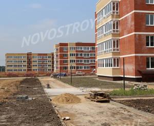 Малоэтажный ЖК «Малая Истра»: ход строительства дома №15