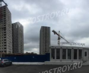 МФК «Citimix»: ход строительства