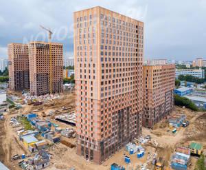 ЖК «Аннино Парк»: ход строительства строение №5