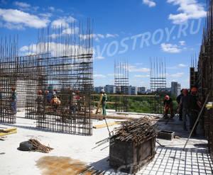 МФК «Легендарный квартал на Березовой аллее»: ход строительства