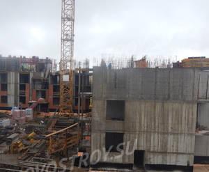 Малоэтажный ЖК «Образцовый квартал 4»: ход строительства