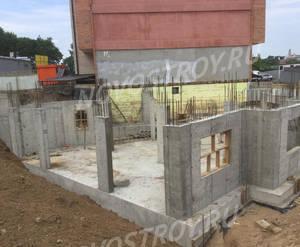 Малоэтажный ЖК «Донской» (Сергиев-Посад): ход строительства корпуса №1
