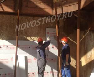 МФК Клубный дом «Октябрь»: ход строительства