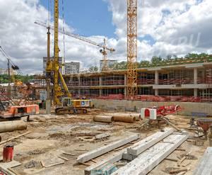 ЖК «Небо»: ход строительства от июня 2018