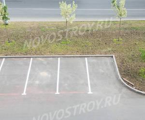 ЖК «Новокрасково»: благоустройство территории
