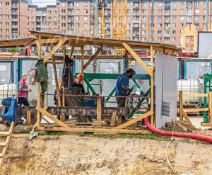 ЖК «Славянка»: ход строительства