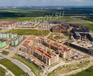 ЖК «СолнцеPark»: ход строительства(июль)