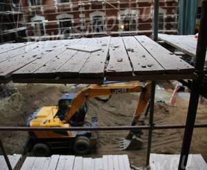 МФК «Kleinhouse»: Ход строительства