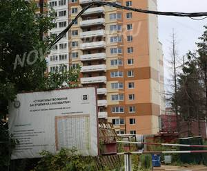 ЖК «Микрорайон Левобережная»: ход строительства