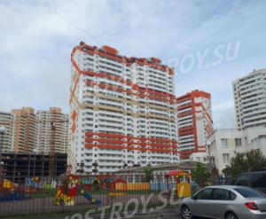 ЖК «Шушары» (Пушкинская): .ход строительства корпуса №65