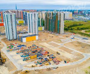 ЖК «Шуваловский»: ход строительства