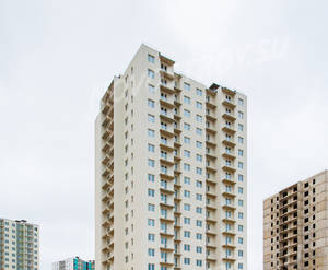 ЖК «Новая Охта»: ход строительства дома №6