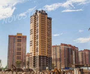 ЖК «ЖИВИ! в Рыбацком»: ход строительства ФЗУ 26