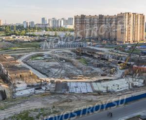 ЖК «Муринский Посад»: ход строительства корпуса №3