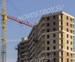 ЖК «Московский»: ход строительства корпуса №1