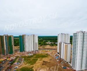 ЖК «Цветной город»: ход строительства