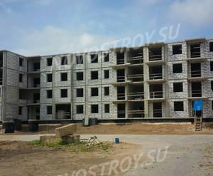 Малоэтажный ЖК «ЗемлЯнино»: ход строительства корпуса №1