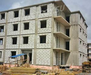 Малоэтажный ЖК «ЗемлЯнино»: ход строительства корпуса №6
