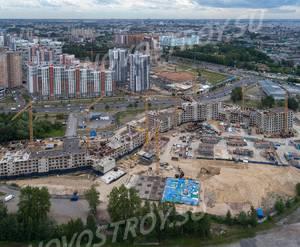 ЖК «Дом на Блюхера»: ход строительства