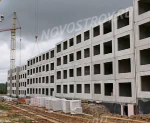 ЖК «Государев дом»: ход строительства корпуса №43
