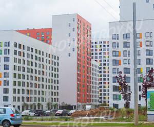 ЖК «Бунинские луга»: ход строительства корпуса №1.9