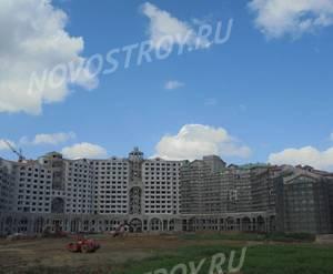 ЖК UP-квартал «Римский»: ход строительства корпуса №1