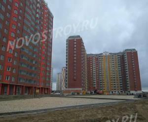 ЖК «Некрасовка»: ход строительства квартала №13 из официального форума ЖК Некрасовка