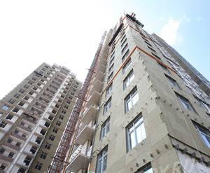 МФК «Барбарис»: ход строительства корпуса №1
