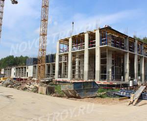 ЖК «Скандинавия»: ход строительства дома №4.2