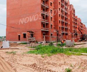 ЖК «Томилино»: ход строительства дома №8 из группы застройщика