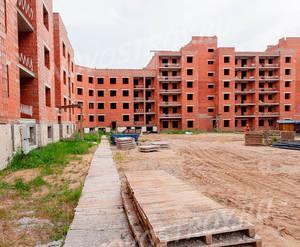ЖК «Томилино»: ход строительства дома №10 из группы застройщика