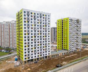 ЖК «Восточное Бутово»: ход строительства корпуса №17