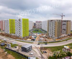 ЖК «Восточное Бутово»: ход строительства корпуса №19