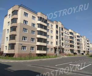 Малоэтажный ЖК «Новое Бисерово 2»: ход строительства дома №4