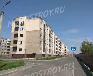 Малоэтажный ЖК «Новое Бисерово 2»: ход строительства дома №5