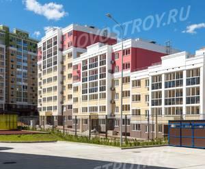 ЖК «Видный берег»: ход строительства корпуса №9