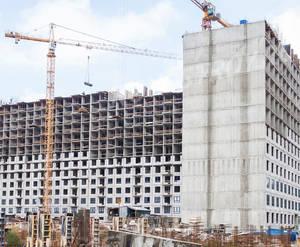 ЖК «Путилково»: ход строительства корпуса №2