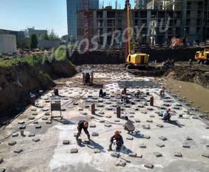 МФК UP-квартал «Скандинавский»: ход строительства корпуса №1