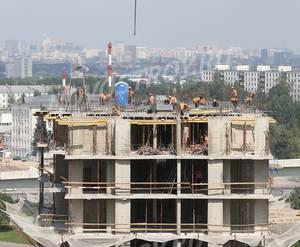 ЖК «Татьянин парк»: ход строительства корпуса №8В