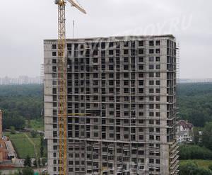 ЖК «Новая Звезда» (Газопровод): ход строительства корпуса №6