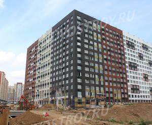 ЖК «Москва А101»: ход строительства дома №19
