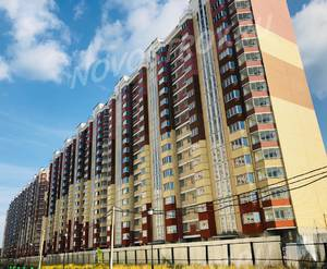 ЖК «ДОМодедово Парк»: ход строительства корпуса №209 из группы застройщика