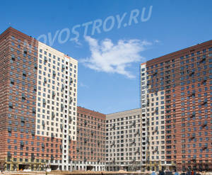 ЖК «Черняховского 19»: ход строительства корпуса №1