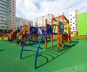 ЖК «Внуково 2017»: ход строительства детского сада из группы застройщика