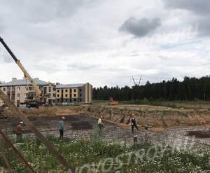 Малоэтажный ЖК «Борисоглебское»: ход строительства корпуса №177