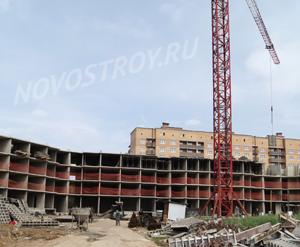 ЖК «Новоснегиревский»: ход строительства корпуса №27
