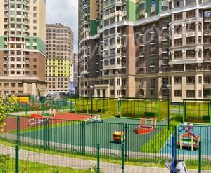 ЖК «Две столицы»: ход строительства детского сада